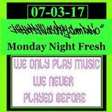 HipHopPhilosophy.com Radio - 07-03-17 - Monday Night Fresh