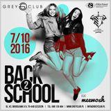 Meewosh - Back 2 School vol. 2 - Promo Mix Corda