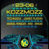 Technasia @ Kozzmozz Gent Belgium 23-06-2012