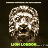 LION LONDON CD with Sound FX designed for the Visually impaired