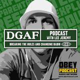 DGAF Podcast Episode 1