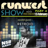 RUNWEST SHOW #4 - Retroid (Guest mix)