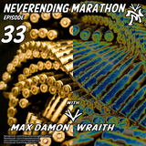Max Damon - Neverending Marathon 033 (2012-10-13) Max Damon + Wraith