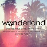 Losing Rays@Wonderland Radioshow #33