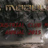 Industrial Club Mix Annual 2015 From DJ Dark Modulator