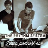 Disco Podcast 008 - The Rhythm system