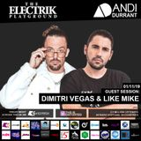 Electrik Playground 1/11/19 inc. Dimitri Vegas & Like Mike Guest Mix