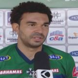 Thiago Braga - Novo goleiro do Mecão