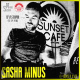 Sasha Minus @ SunSet Cafe, Sevastopol (27/08/16)