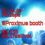 DJ Nuts live @ I Love Techno Proximus Booth