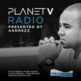 Planet V Radio Show on Bassdrive with  DJ Andrezz -  25.Jan.2018.