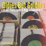 Oldies But Goldies - 45's Rocksteady & Reggae Selection
