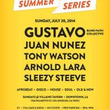 Gustavo - Summer Series (7/20/14)