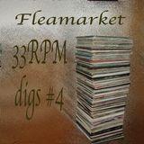 Small fleamarket 33 RPM digs (july - november)