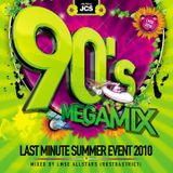 VA - The LMSE 90's MegaMix (Compiled & mixed by StriCt)