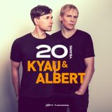Kyau & Albert Warmup Set @ Kinki Lounge - 08/13/16