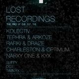 Kyx B2B Narxy One Lost Recordings PAD BEDFORD 8-7-2016