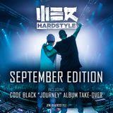 Brennan Heart presents WE R Hardstyle September 2018