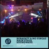 Bobafatt & Mo Fingaz Main Stage Soundwave Croatia 29th July 2017