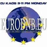 DJ KAOS LIVE ON EURODNB.EU 170113