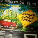 DJ SS - MC Warren G - Danger Jungle Ahead - Recorded Live 1995-6 - Gravity - Perth_Australia side A