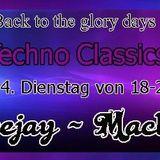 Di. 11.02.2014 Techno Classics - Back to the glory days