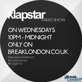 The Klapstar Show 26th Sept X Jay Prince Interview *extract*