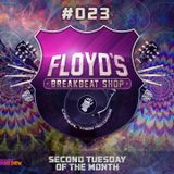Floyd the Barber - Breakbeat Shop #023 (27.07.17) [no voice]