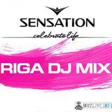 DJ RIGA SENSATION CELEBRATE LIFE