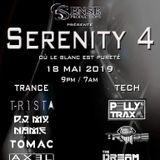 T-risTa - Live @ Serenity 4 (5/18/2019) Montreal,Canada