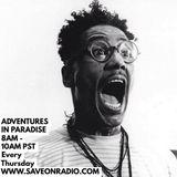 DJ Evo - Adventures In Paradise 002 - Save On Radio