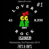 REGGAE CITY LOVERS ROCK Special #1.5