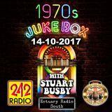 1970's JUKEBOX WITH STUART BUSBY - 14-10-2017 - 242 RADIO