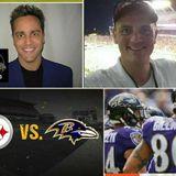 Ravens Monday (Tuesday) Night QB, Guests Include Duane Starks & Nestor Aparicio