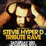 Nicky Blackmarket w/ Foxy & Fatman D - Stevie Hyper D Tribute Rave - 3.11.12 (Exclusive)