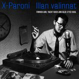 DJ X-Paroni - Illan valinnat (Finnish AOR, Yacht rock and Blue-eyed soul)