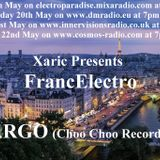 Chris Cargo - Mix Recorded for FrancElectro - May 2017