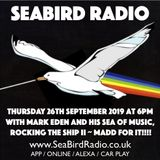 Mark Eden & His Sea Of Music, Rocking The Ship II 26/09/19