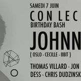 Part 1/ Johnny D, Jon&Dess, Thomas Villard, Chris Dudzinski, MonoÏ @ Logo 07/06/14