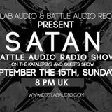 SA†AN – Battle Audio Records Show #15