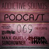 Addictive Sounds Podcast 069 (18-01-2015) (Part 2)
