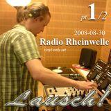 Lausch! @ Die Technoküche (08-08-30) pt1