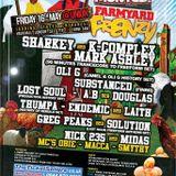 Dj Midas - Munted! Presents: Farmyard Frenzy! Promo Mix
