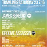 James Benedict - Delve Deeper Tramlines Mix