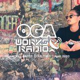 OGAWORKS RADIO おうちで踊ろう APRIL 2020