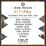 Dale Castell - Our House 1st Birthday Mix