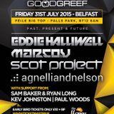 Paul Woods Live @GoodGreef 15 years Tour (Belfast 31/07/15)