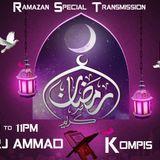 Ramazan Kareem. Kompis FM Ramazan Transmission , RJ M.Ammad