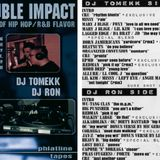 DJ Tomekk & DJ Ron - Double Impact (PHT008) (1997)