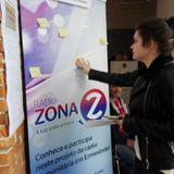 Os slogans da Rafaela - no Fórum de Ermesinde, na iniciativa Valorizar